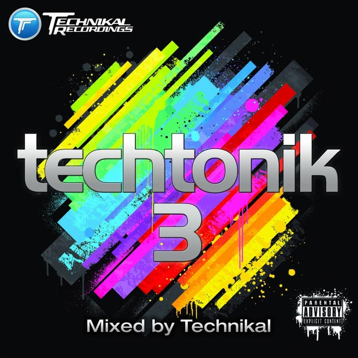 Techtonik 3 (mixed by Technikal) (unmixed tracks) [2012]