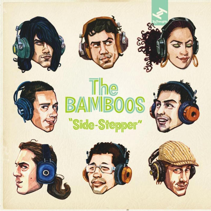 The Bamboos - Side-Stepper [2008]