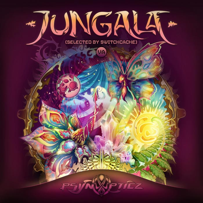 Jungala (Selected By Switchcache) [2017]