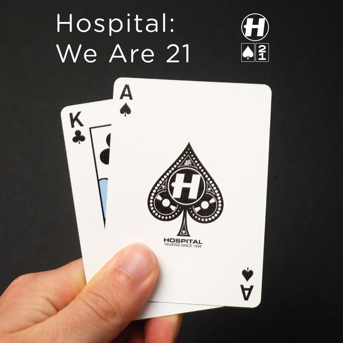 Hospital: We Are 21 (unmixed tracks) [2017]