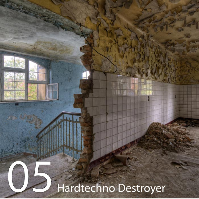 Hardtechno Destroyer (Vol. 05) [2011]