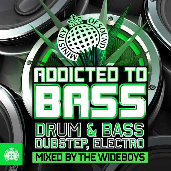 Addicted To Bass (Dubstep Drum + Bass Electro) [2011]