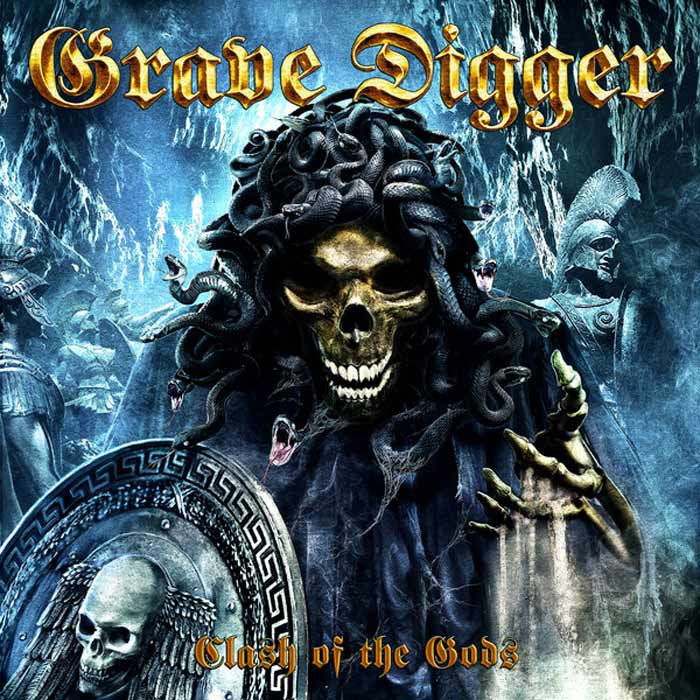 Grave Digger - Clash Of The Gods [2012]