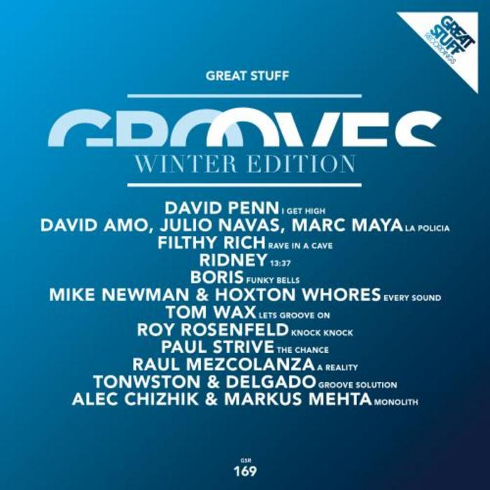 Great Stuff Grooves Winter Edition [2012]