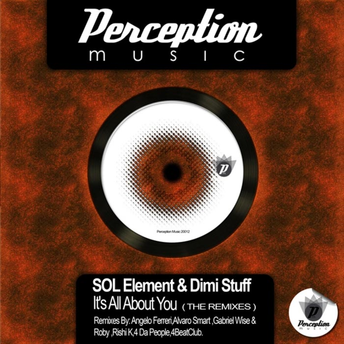 SOL Element & Dimi Stuff - It's All About You [2013]