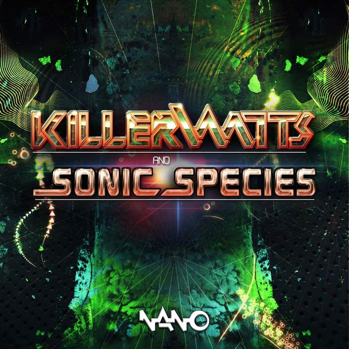 Killerwatts And Sonic Species EP [2014]