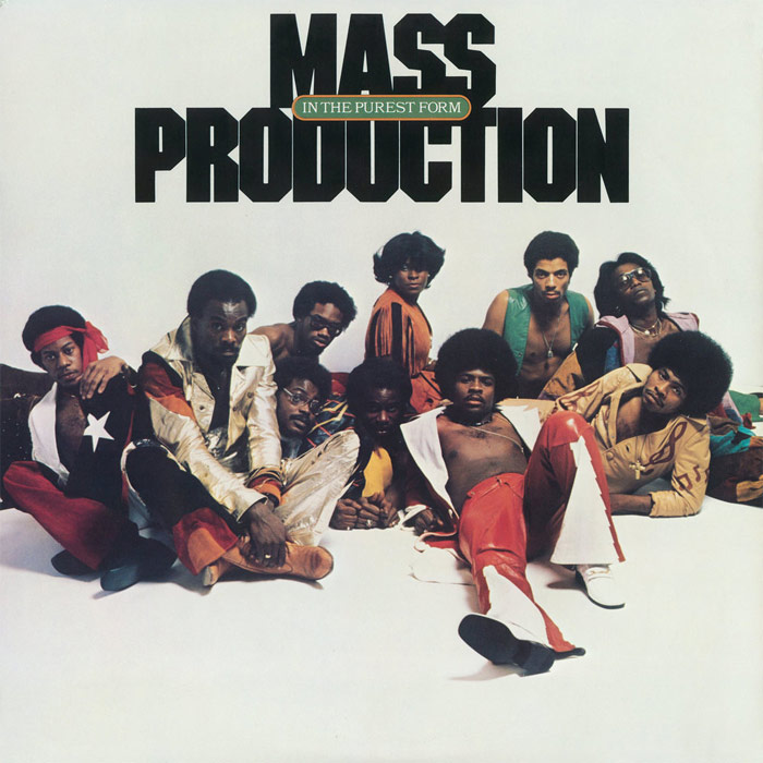 Mass Production - In The Purest Form [1979]