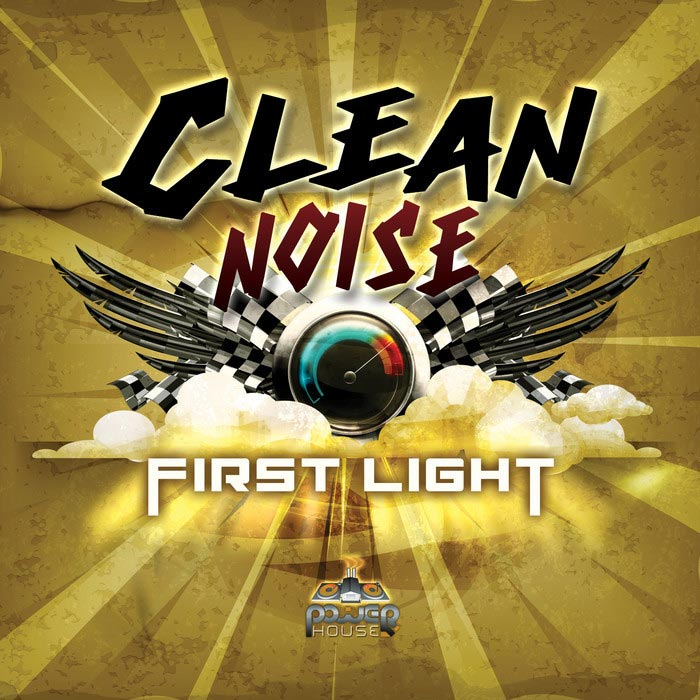 Clean Noise - First Light [2013]