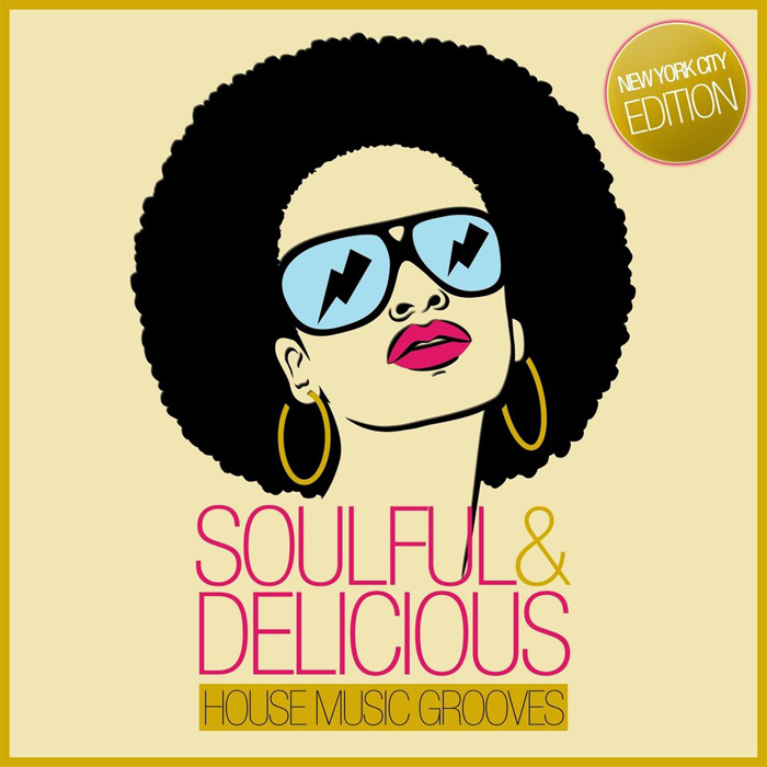 Soulful & Delicious House Music Grooves (New York City Edition) [2013]