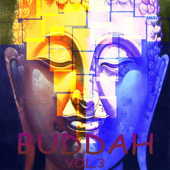 Buddah Vol. 3 (The Best In Pure Chill Out, Lounge, Ambient) [2017]