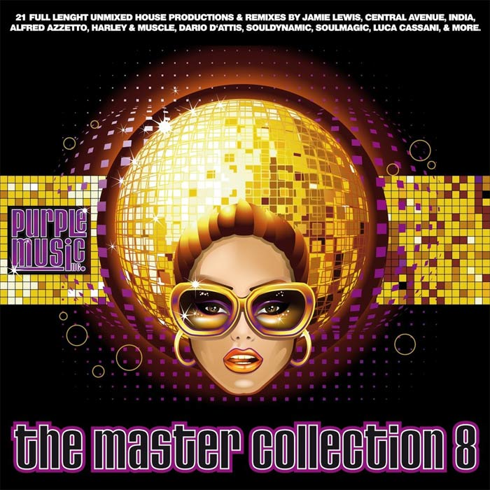 Purple Music: the Master Collection (Vol. 8) [2011]