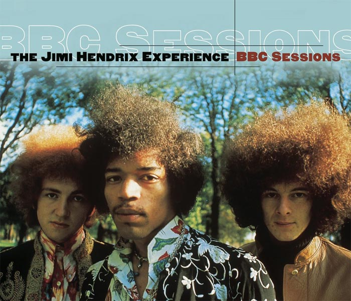 The Jimi Hendrix Experience - BBC Sessions (Remastered) [2010]