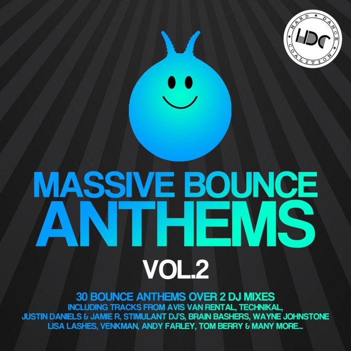 Massive Bounce Anthems Vol. 2 (unmixed tracks) [2017]