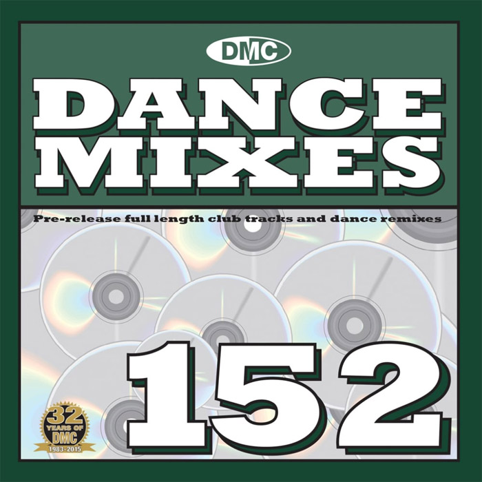 DMC Dance Mixes 152 (Strictly DJ Only) [2016]