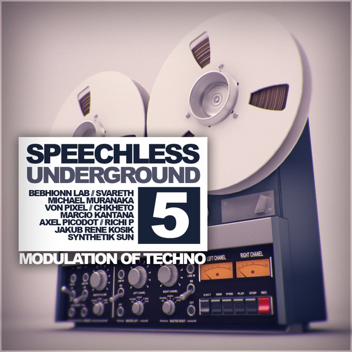 Speechless Underground Vol. 5 (Modulation Of Techno) [2016]
