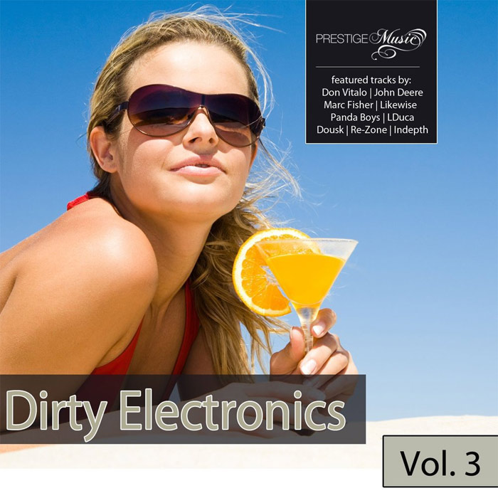 Dirty Electronics (Vol. 3) [2012]