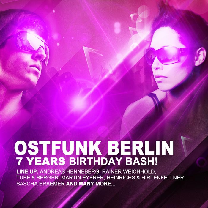 Ostfunk Berlin 7 Years Birthday Bash [2010]