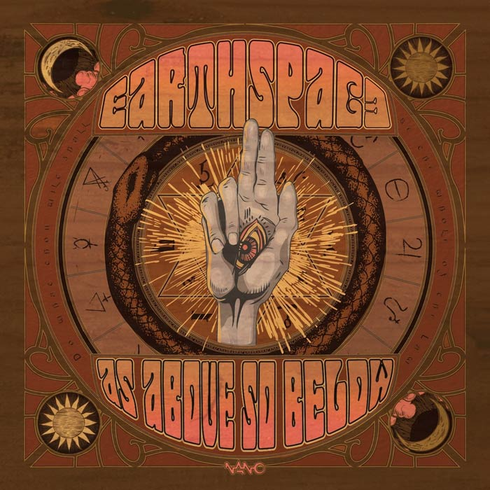 Earthspace - As Above So Below [2017]