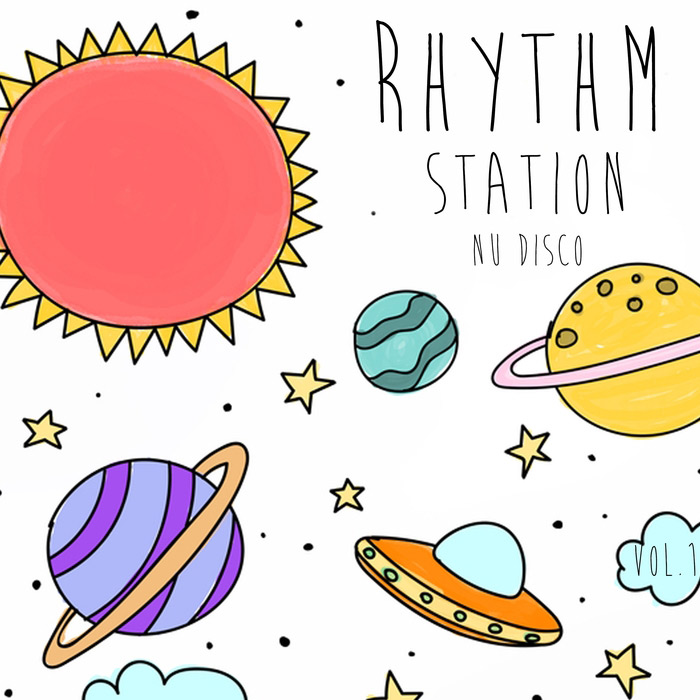 Rhythm Station Nu Disco (Vol. 1) [2017]