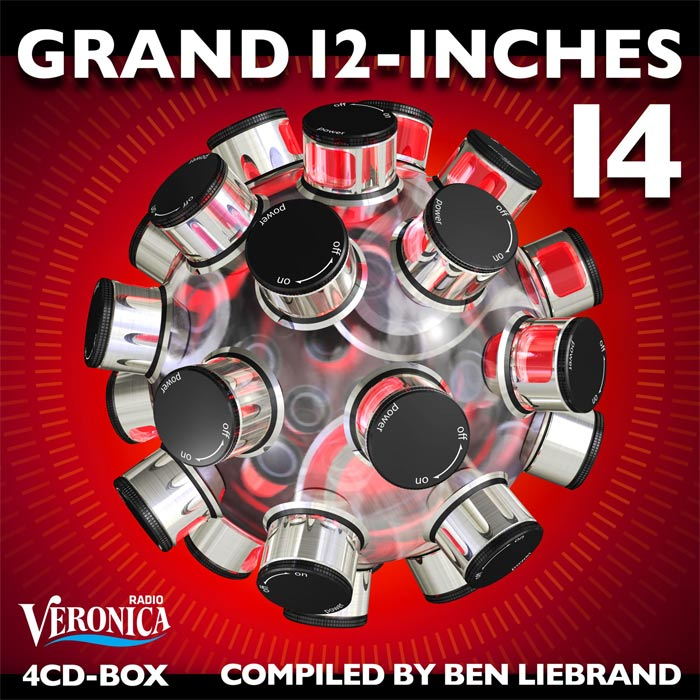 Grand 12-Inches 14 (Compiled By Ben Liebrand) [2016]