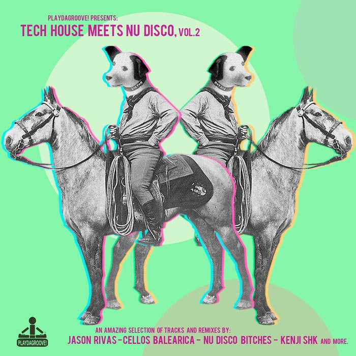 Tech House Meets Nu Disco (Vol. 2)