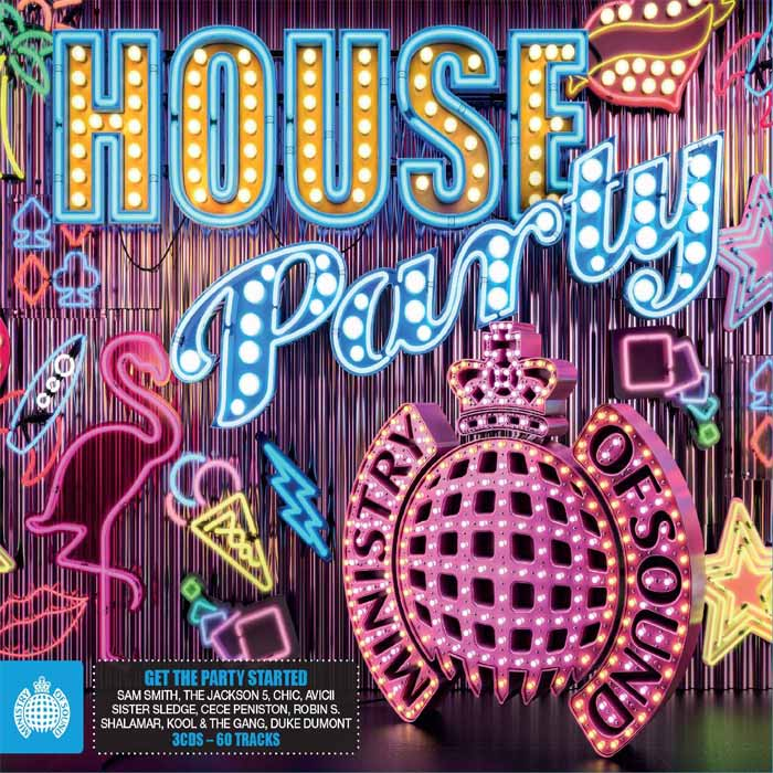 Ministry Of Sound - House Party [2015]