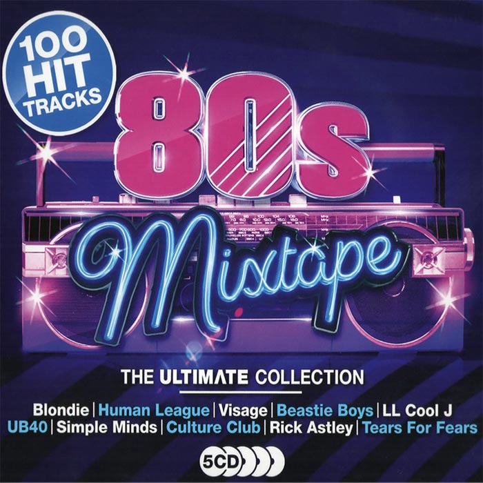 The Ultimate Collection 80s Mixtape [2017]