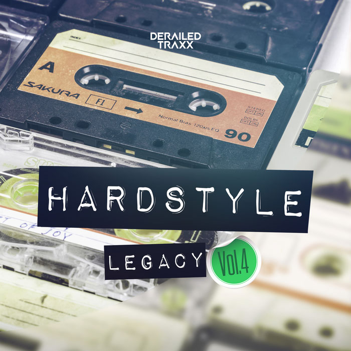 Hardstyle Legacy Vol. 4 (Hardstyle Classics) [2017]