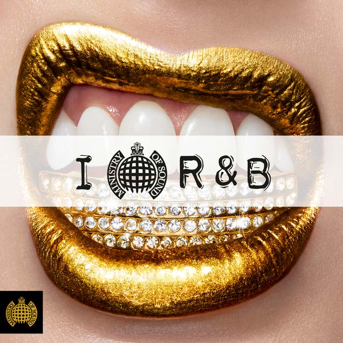 I Love R&B (Ministry Of Sound) [2017]