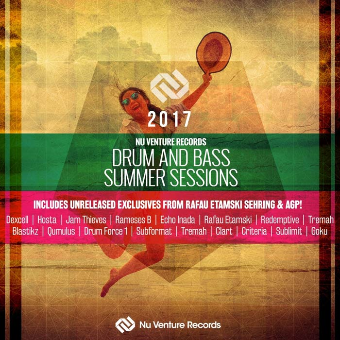 Drum & Bass Summer Sessions 2017 (unmixed tracks) [2017]