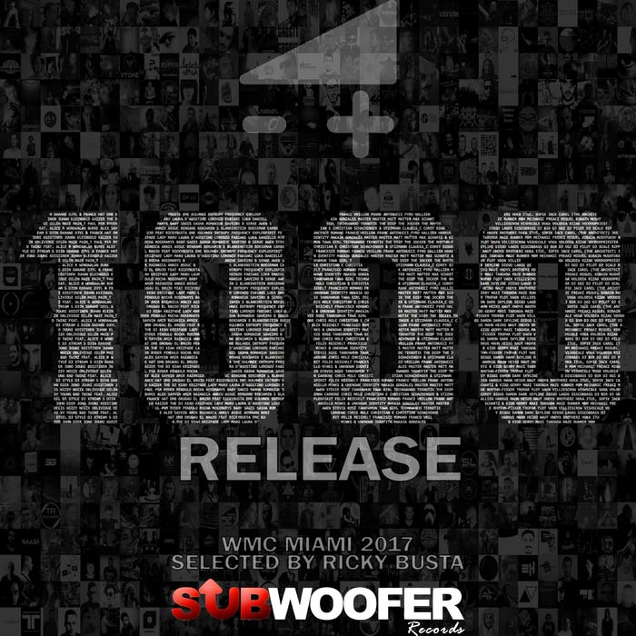 Subwoofer Records Presents 1000 Release (WMC Miami 2017) [2017]