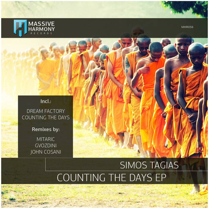 Simos Tagias - Counting the Days [2014]