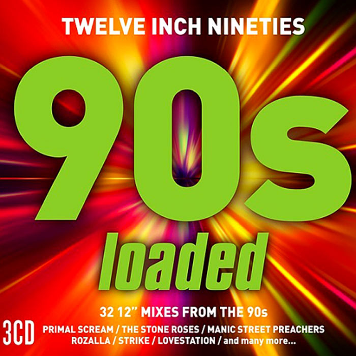 Twelve Inch Nineties: 90s Loaded [2017]
