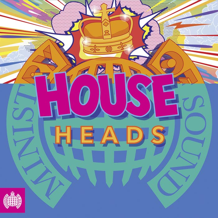 House Heads: Ministry Of Sound (unmixed Tracks) [2017]