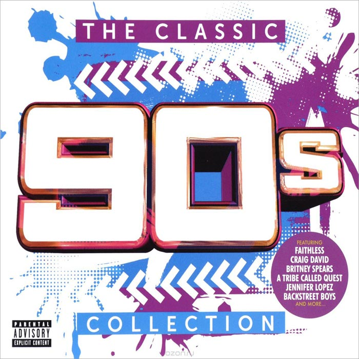 The Classic 90s Collection [2017]