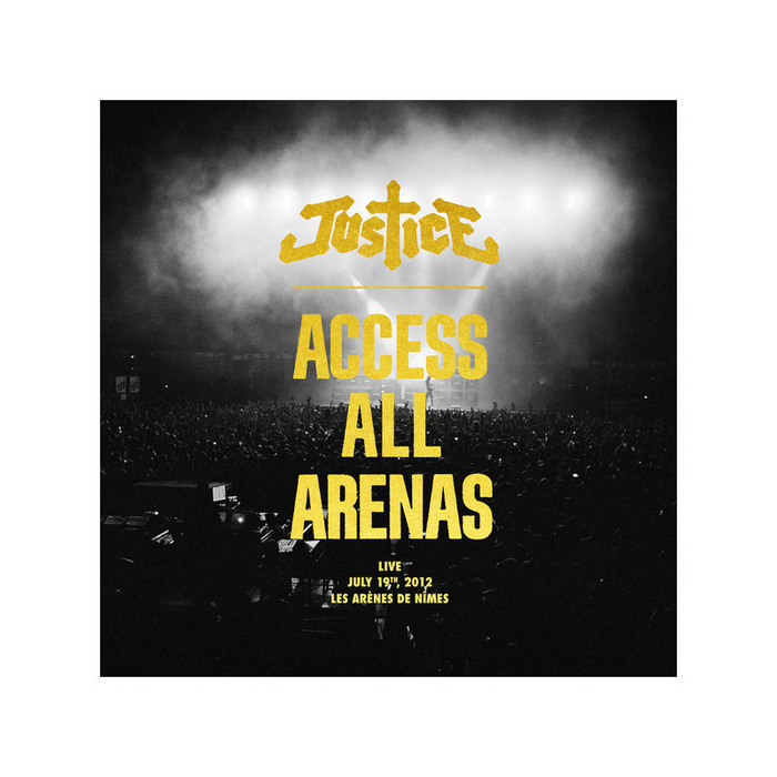 Justice - Access All Arenas (live)