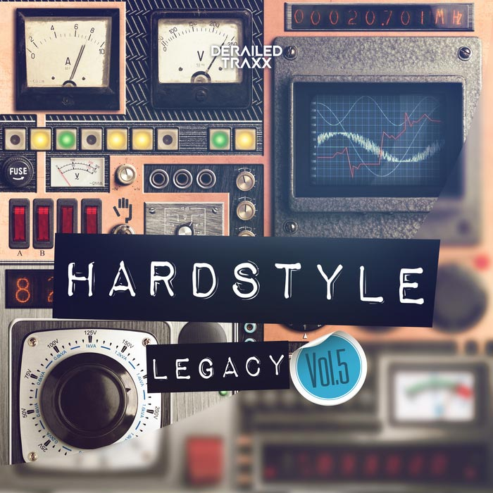 Hardstyle Legacy Vol. 5 (Hardstyle Classics)