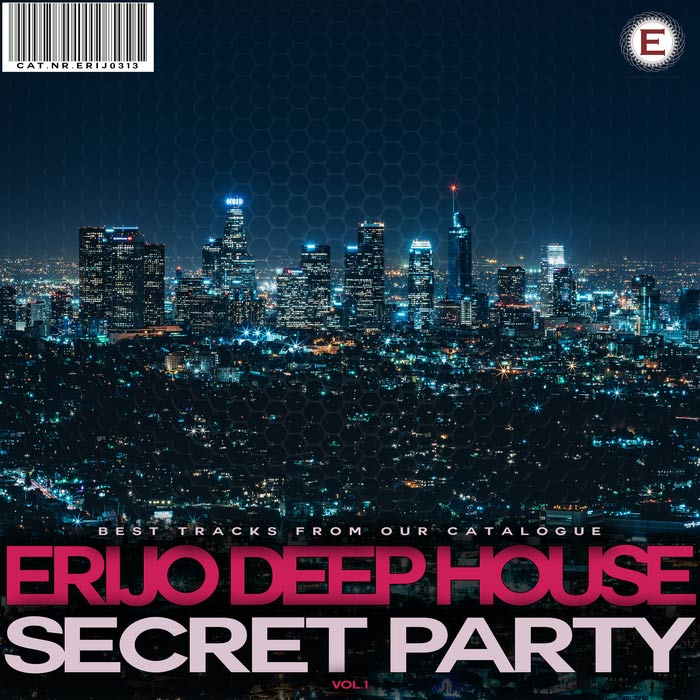 ERIJO Deep House Secret Party (Vol. 1) [2017]