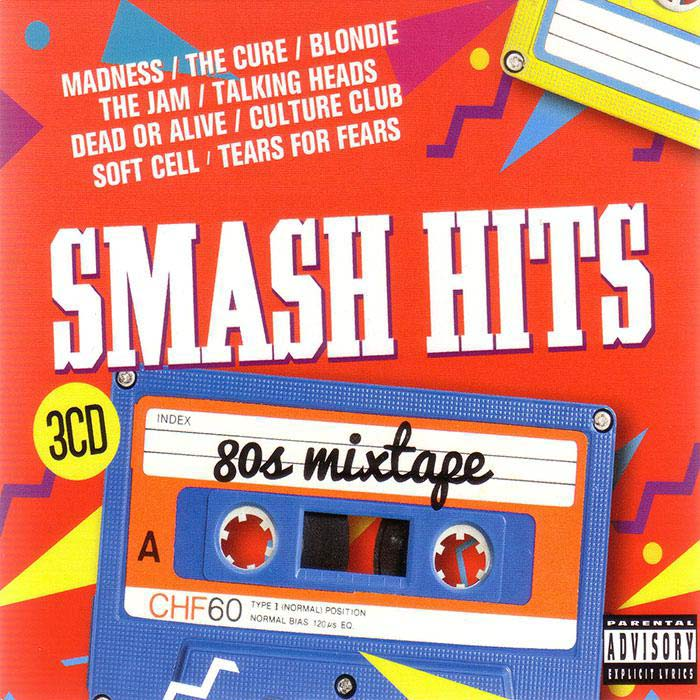 Smash Hits 80s Mixtape [2017]