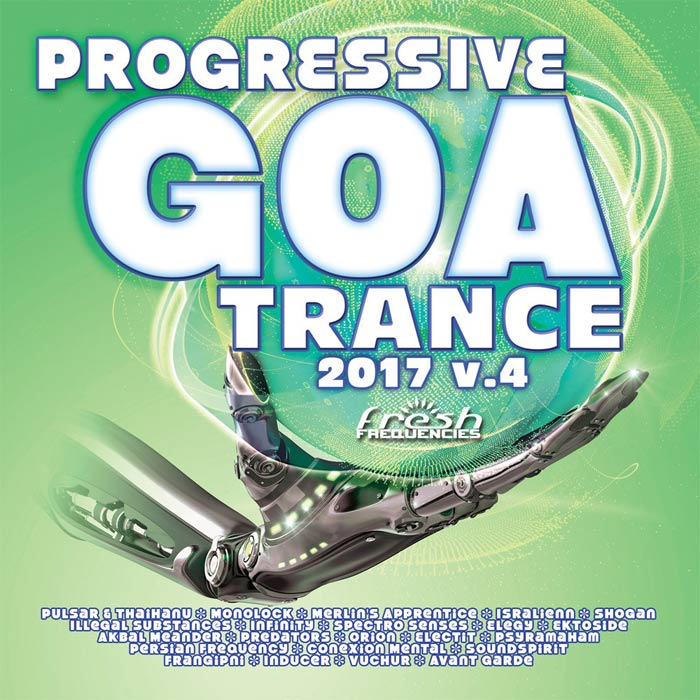 Progressive Goa Trance 2017 (Vol. 4) [2017]
