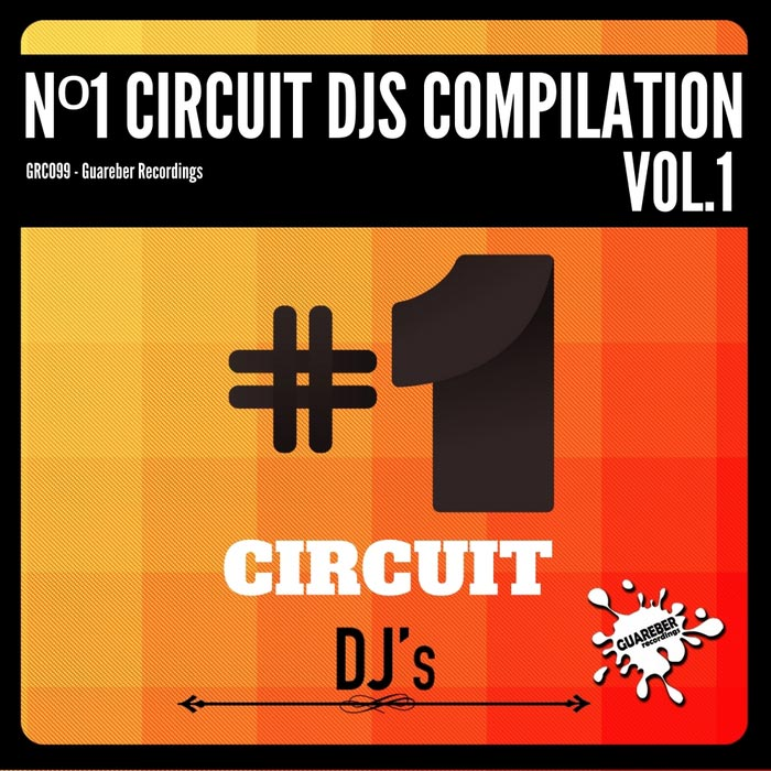 No 1 Circuit DJs Compilation (Vol. 1) [2018]