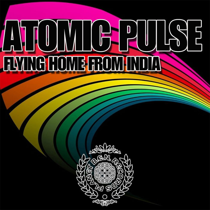 Atomic Pulse - Flying Home From India [2016]