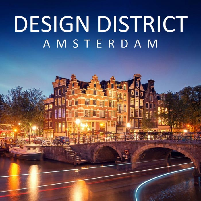Design District: Amsterdam [2017]