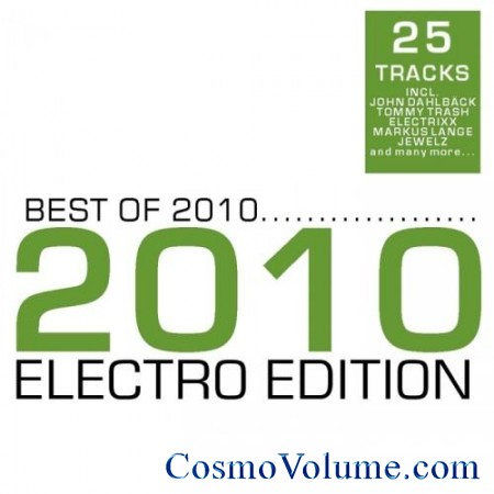 Best Of 2010: Electro Edition [2010]