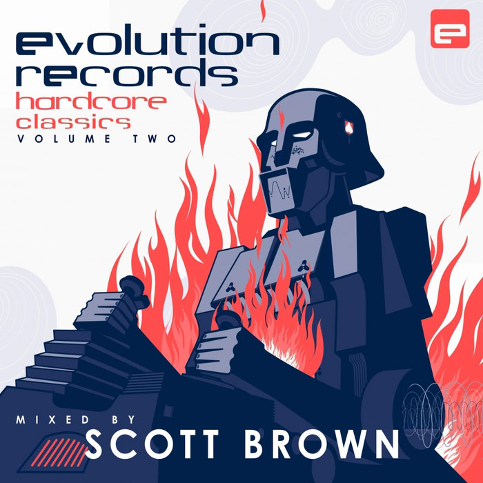Evolution Records Hardcore Classics Vol. 2 (unmixed tracks) [2015]