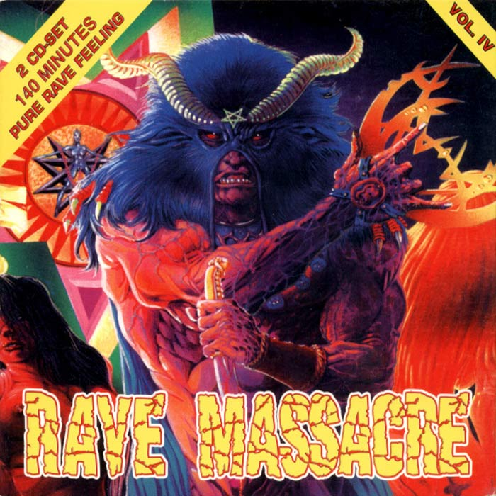 Rave Massacre (Vol. 4) [1996]