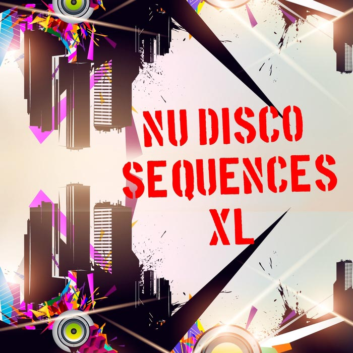 Nu Disco Sequences XL [2016]