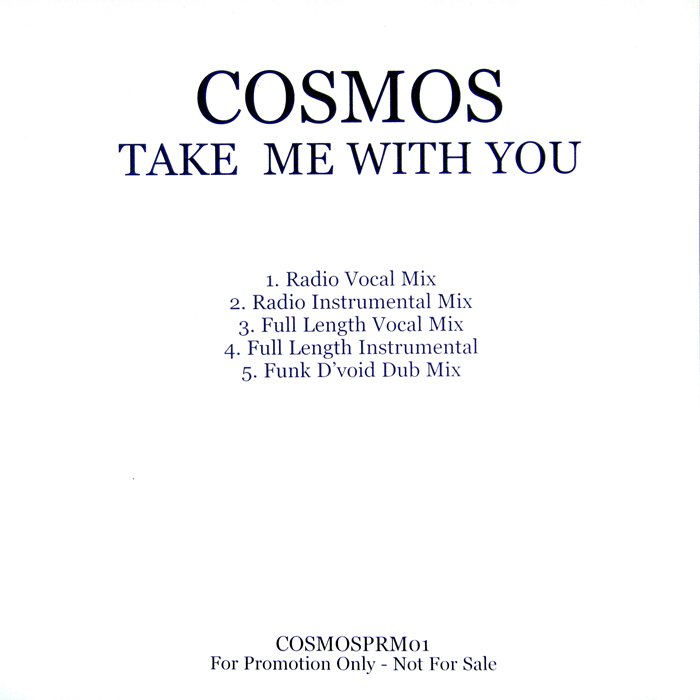 Cosmos - Take Me With You [2002]