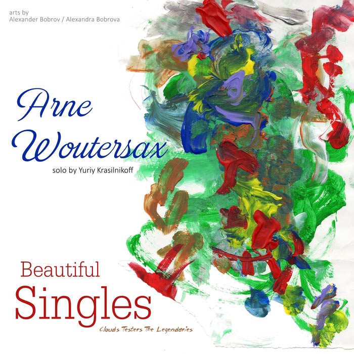 Arne Woutersax - Beautiful Singles [2015]