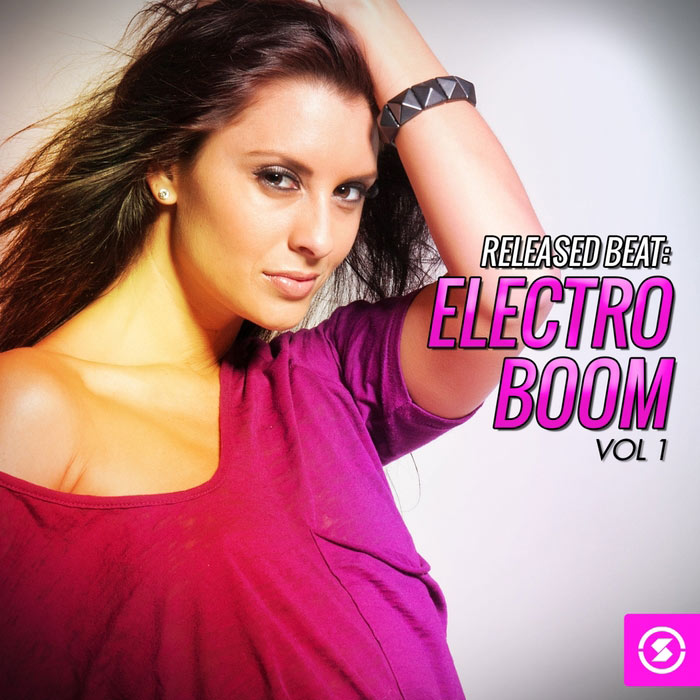 Released Beat: Electro Boom (Vol. 1) [2015]